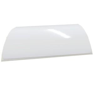 "Karley Etiketten : Papier Inkjet weiß Highgloss 127 x 102 mm, (5"" x 4"") 625 Etiketten / Rolle AD: 152mm, ID: 76"
