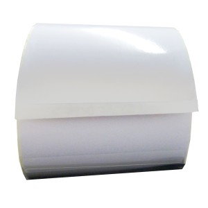 38x38mm (BxH) 1600 Etiketten auf Rolle, (1,5x1,5'') Papier weiß glänzend Kern: 76mm (3'') AD: 15,2cm (6'') für Primera LX810e, LX900e, LX910e, LX1000e, LX2000e